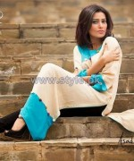 Nadias Collection Casual Dresses 2014 For Summer 3 150x180 pakistani dresses dress designs