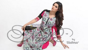 Needlez by Shalimar Summer Dresses 2014 For Women 4