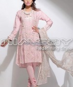 Nimsay Embroidered Classic Dresses 2014 For Summer 4