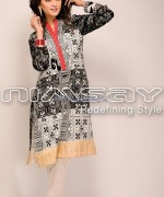 Nimsay Embroidered Classic Dresses 2014 For Summer 5