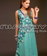 Nimsay Embroidered Classic Dresses 2014 For Women 7