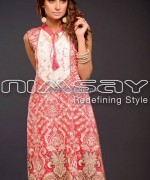 Nimsay Embroidered Classic Dresses 2014 For Women 8