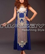 Nimsay Embroidered Classic Dresses 2014 For Women 9
