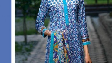 Phulkari Summer Dresses 2014 For Women 11