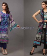 Riwaj Collection 2014 Volume 1 by Shariq Textiles 10