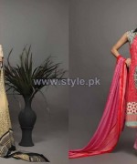 Riwaj Collection 2014 Volume 1 by Shariq Textiles 7