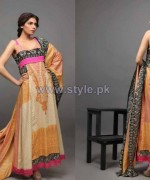 Riwaj Collection 2014 Volume 1 by Shariq Textiles 8