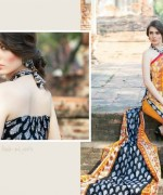 Riwaj Lawn 2014 by Shariq Textiles Volume 2013