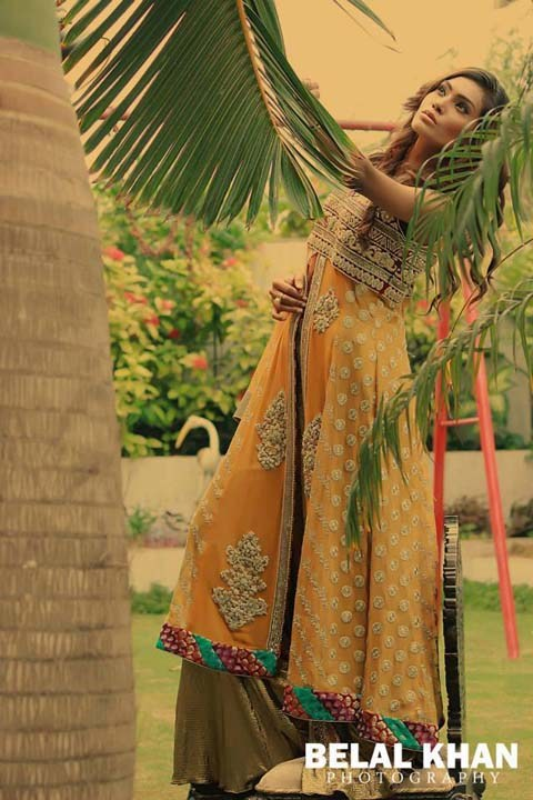 Salma Dawood Formal Dresses 2014 For Women 003