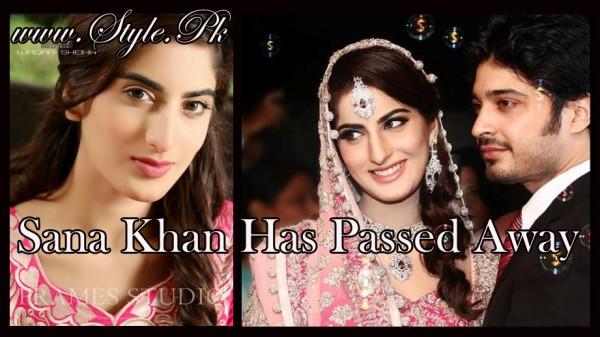 Sana Khan Has Passed Away pic 01