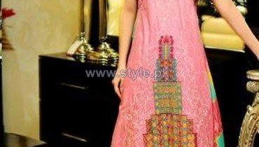 Shaista Cloth Summer Dresses 2014 Volume 2 10