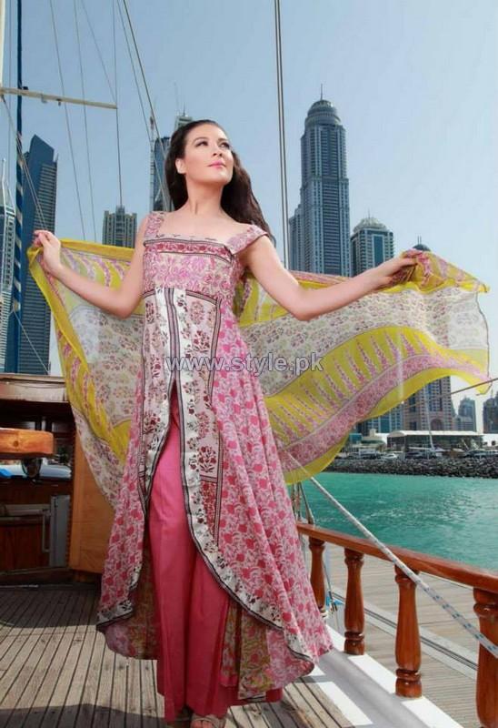 Shariq Textiles Feminine Collection 2014 For Women 9