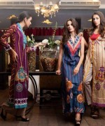 Shariq Textiles Libas Embroidered Lawn 2014 for Women001