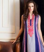 Shariq Textiles Libas Embroidered Lawn 2014 for Women002