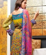 Shariq Textiles Libas Embroidered Lawn 2014 for Women007