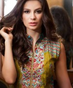 Shariq Textiles Libas Embroidered Lawn 2014 for Women010