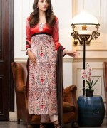 Shariq Textiles Libas Embroidered Lawn 2014 for Women014