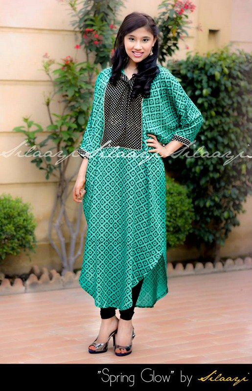 Silaayi Spring Dresses 2014 For Women 003