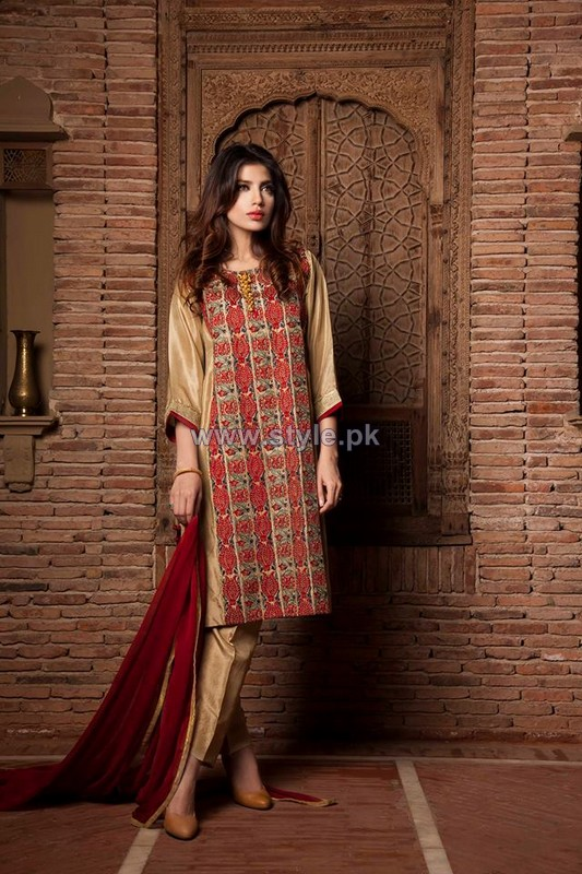 Silk by Fawad Khan Summer Collection 2014 For Girls 2