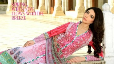 Sobia Nazir Lawn 2014 for Women