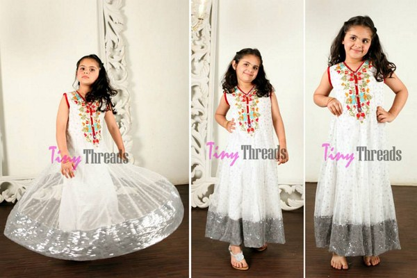 Tiny Threads Summer Dresses 2014 For Kids 002