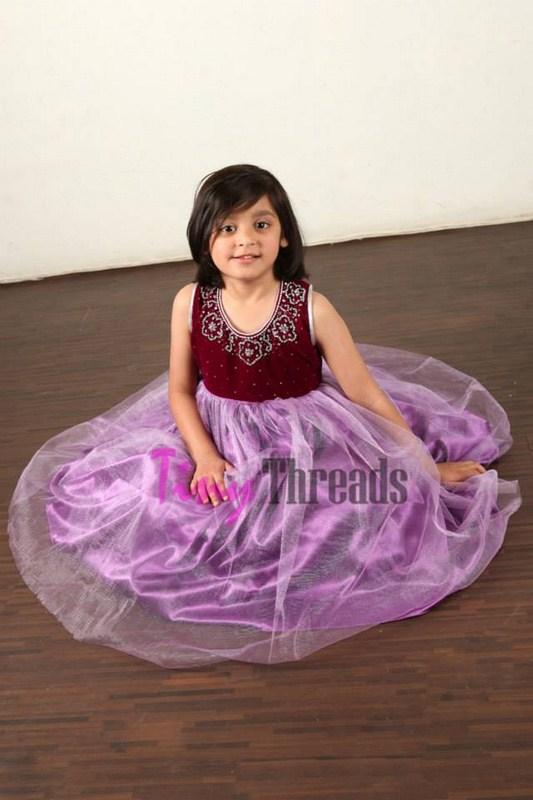 Tiny Threads Summer Dresses 2014 For Kids 008