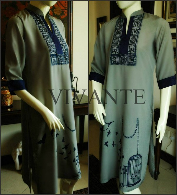 Vivante Summer Dresses 2014 For Women 004