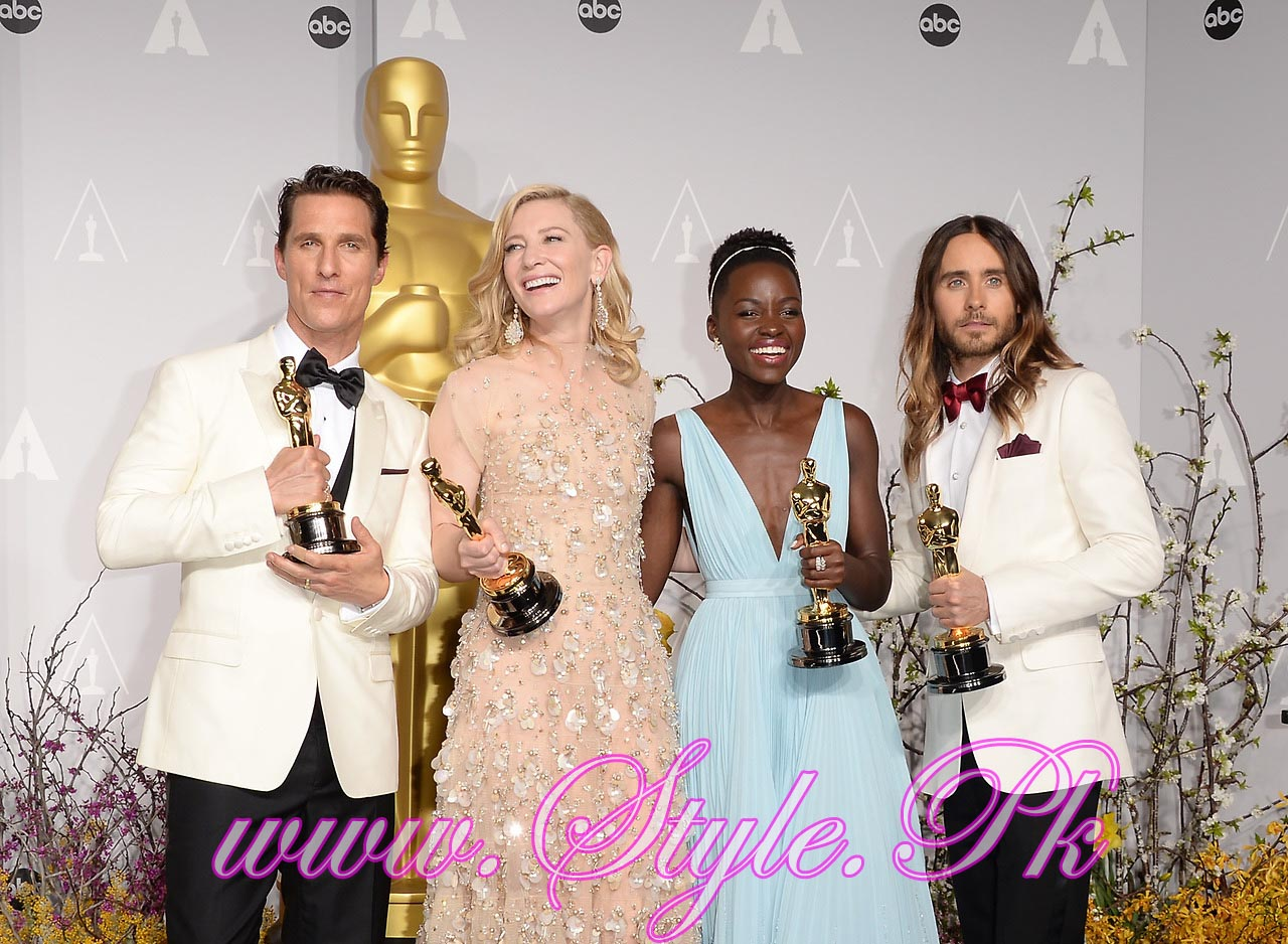 Winners Of 86th Academy Awards Oscar 2014 and Pictures