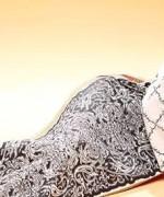 Zahra Ahmad Spring Dresses 2014 for Women