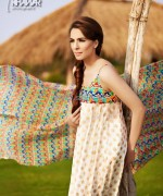 Zainab Salman Lawn Dresses 2014 For Summer 3