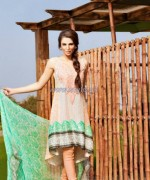 Zainab Salman Lawn Dresses 2014 For Women 7