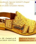 Zari Khussa Mahal Spring Shoes 2014 For Men And Women 006