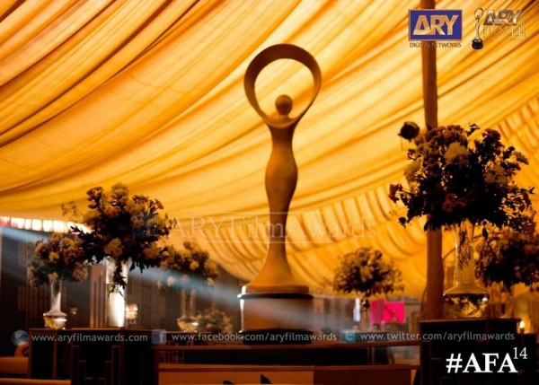 1st ever ARY Film Awards