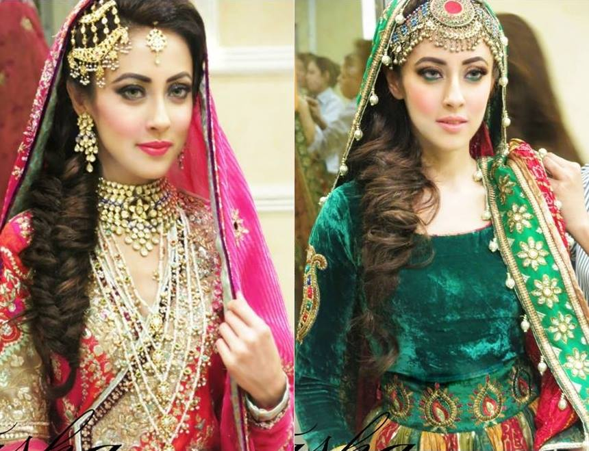 ainy jaffery wedding pictures
