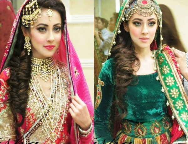 Ainy jaffery Wedding Pictures 01