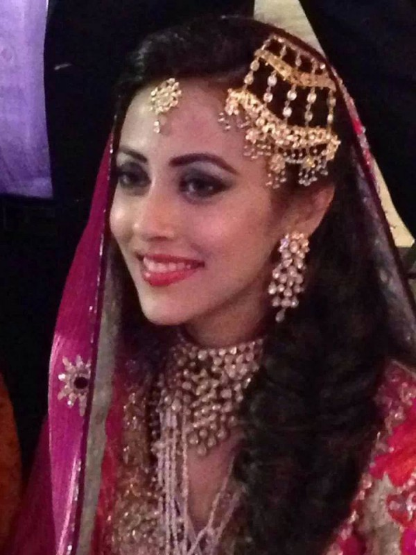 Ainy jaffery Wedding Pictures 11