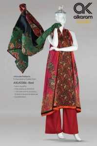 Al Karam New Summer Dresses 2014