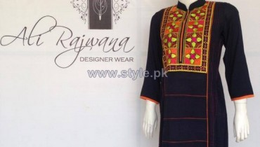 Ali Rajwana Summer Dresses 2014 For Women 9