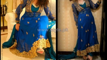 Anum Mansoor Formal Dresses 2014 For Women 8