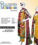 Artimmix Basantee Lawn Dresses 2014 For Summer 2