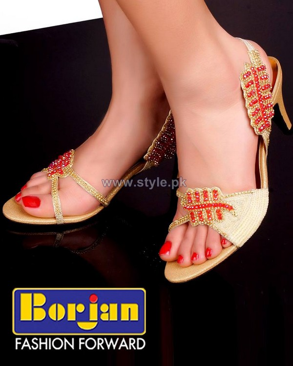 Borjan Shoes New Arrivals 2014 For Summer 4