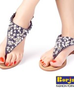 Borjan Shoes Summer Footwear 2014 for Women006
