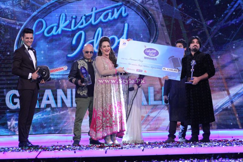 Zamad Baig – The first ever Pakistan Idol Pictures and Details