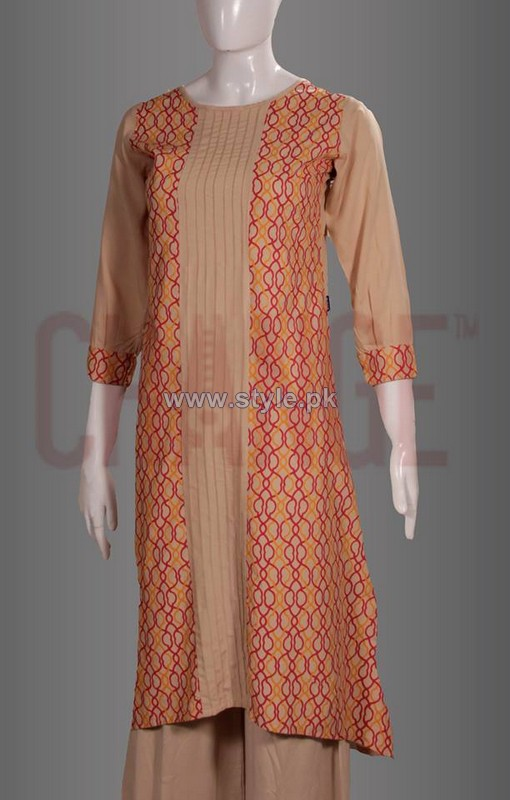 Change Casual Wear Dresses 2014 For Women 5
