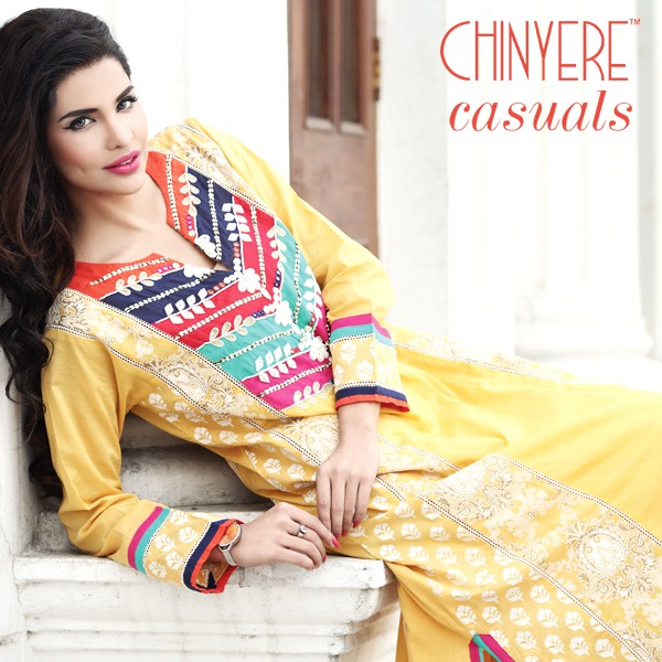 Chinyere Spring Summer Dresses 2014 for Women