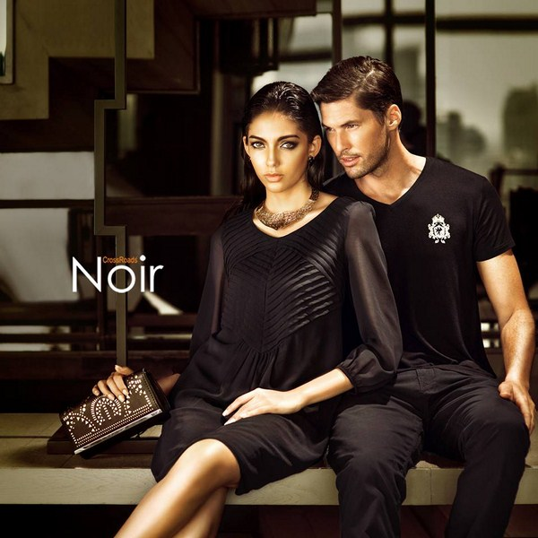CrossRoads Noir Summer Dresses 2014 For Men And Women 008