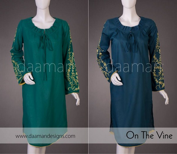 Daaman Summer Dresses 2014 Volume 2 For Women 002