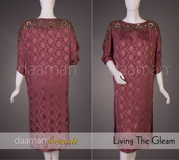 Daaman Summer Dresses 2014 Volume 2 For Women 007