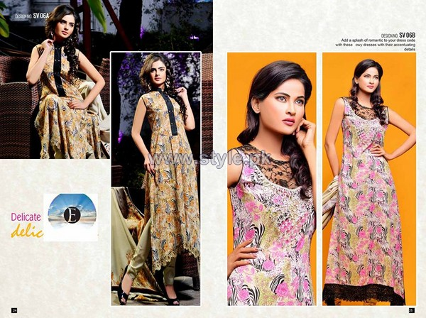 Eiza Swiss Voile Prints 2014 by UA Textile 5