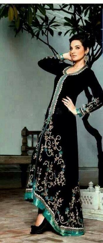 Fab By Amirah Party Dresses 2014 For Women 004